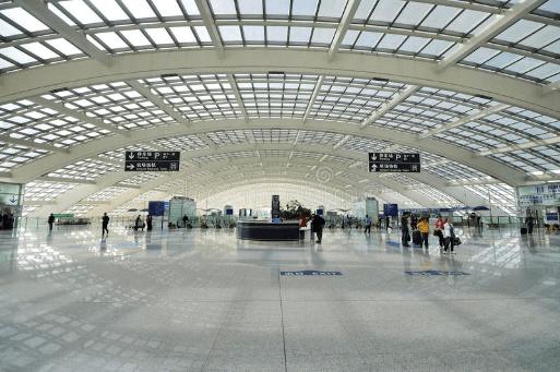 Airport -PEK- Airline Relocations