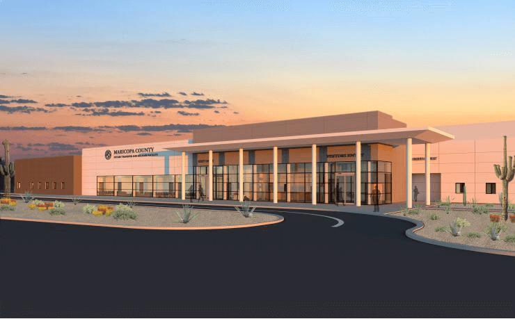 Maricopa County<br>ITR Facility