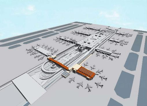 Airport Construction  – Phoenix Sky Harbor International Airport (PHX) T4S1 Project